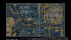 Mapa de corrida estilo de Rastreamento Mapa