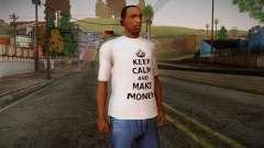 Fler Keep Calm And Make Money Shirt