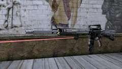 M4A1 com mira a laser