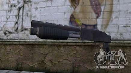 Sawnoff Shotgun from GTA 5 v2 para GTA San Andreas