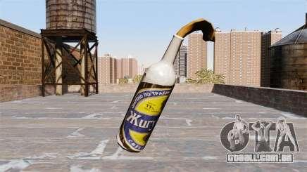 O Coquetel Molotov-Zhiguli para GTA 4