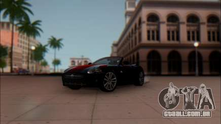 Jaguar XK 2007 para GTA San Andreas