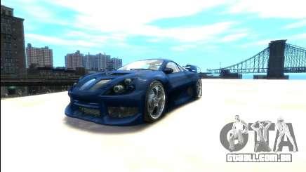 CyborX CD XL-GT para GTA 4