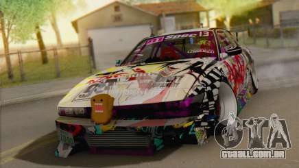 Nissan S13 MAD DRIFT para GTA San Andreas