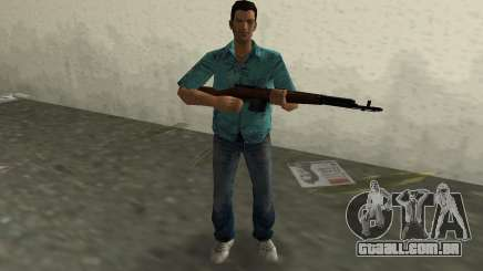 Auto-Carregamento De Rifle Tokareva para GTA Vice City