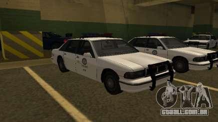 Police Original Cruiser v.4 para GTA San Andreas