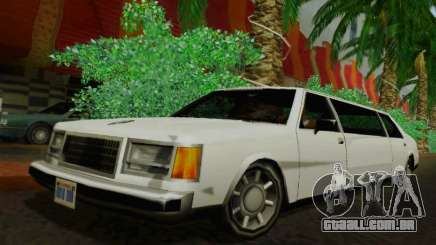 Washington Limousine para GTA San Andreas