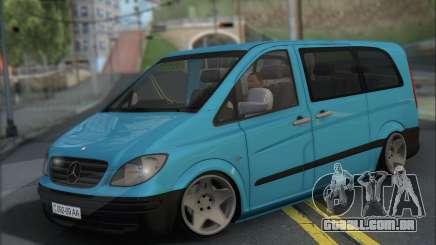 Mercedes-Benz 115 CDI Vito 2007 Stance para GTA San Andreas