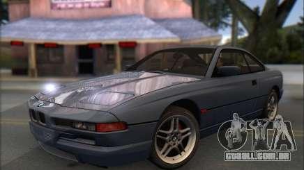 BMW E31 850CSi 1996 para GTA San Andreas