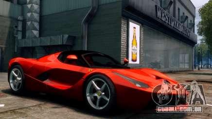 Ferrari LaFerrari para GTA 4