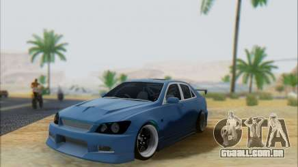 Toyota Allteza C-West para GTA San Andreas