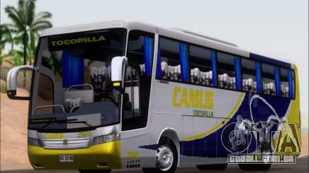 Busscar Vissta Buss LO Mercedes Benz 0-500RS para GTA San Andreas
