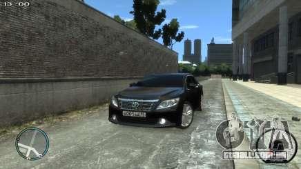 Toyota Camry 2013 para GTA 4