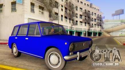 VAZ 2102 Escoamento para GTA San Andreas