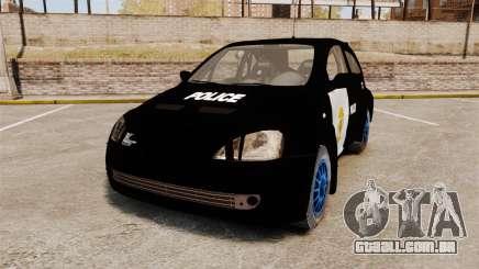 Opel Corsa Police para GTA 4