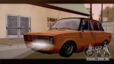 ESTES 2106 Hobo para GTA San Andreas