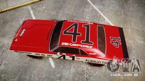 Dodge Challenger 1971 v2.2 PJ7 para GTA 4 vista direita