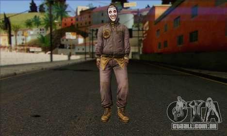 Gangster Joker (Injustiça) para GTA San Andreas