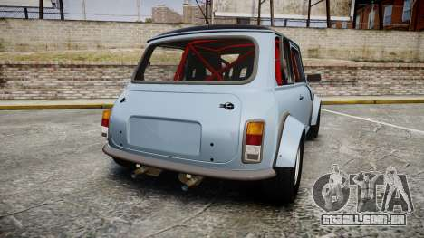 Mini Miglia [Updated] para GTA 4 traseira esquerda vista