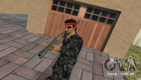 Camo Skin 12 para GTA Vice City terceira tela