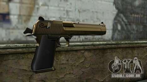 Graffiti Desert Eagle v2 para GTA San Andreas segunda tela