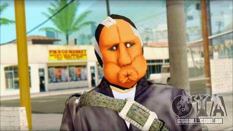 Rob v3 para GTA San Andreas terceira tela