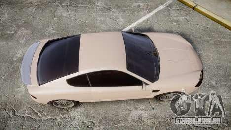 GTA V Bollokan Prairie Wheel2 para GTA 4 vista direita