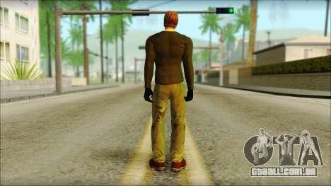 New Dexter para GTA San Andreas segunda tela