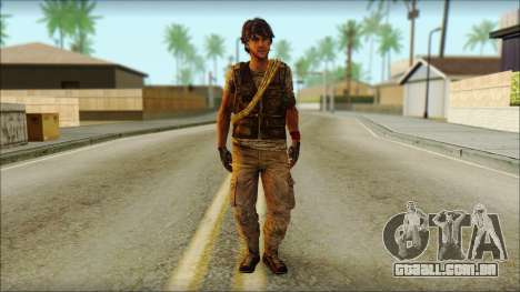 Adam (Eu Estou Vivo) para GTA San Andreas