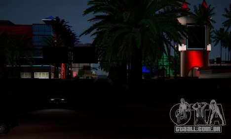 ENB Series by phpa v5 para GTA San Andreas twelth tela