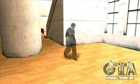 O Fantasma Do Big Smoke para GTA San Andreas por diante tela