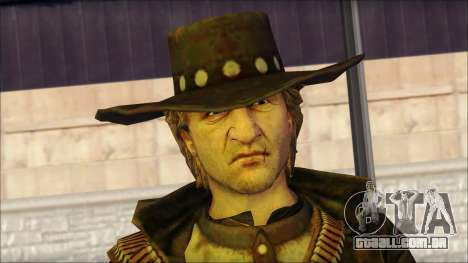 Ray McCall Gunslinger para GTA San Andreas terceira tela