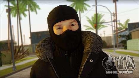 Vandal Euromaidan Style para GTA San Andreas terceira tela