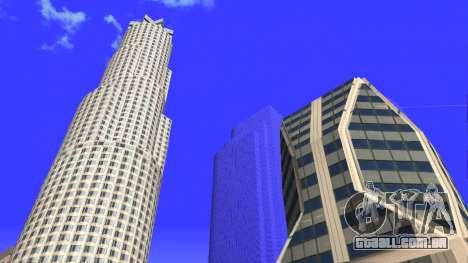 HD textura quatro arranha-céus de Los Santos para GTA San Andreas