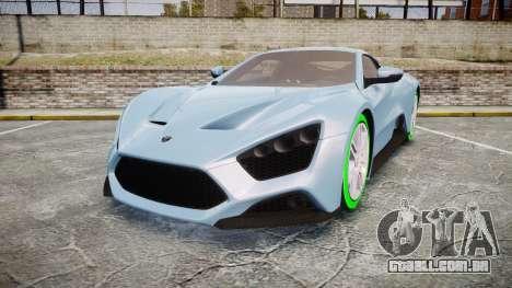 Zenvo ST1 2010 para GTA 4
