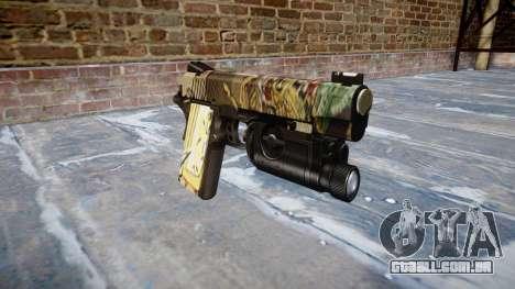 Arma Kimber 1911 Ronin para GTA 4