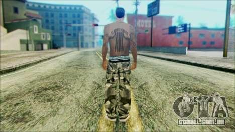 New Cesar para GTA San Andreas segunda tela