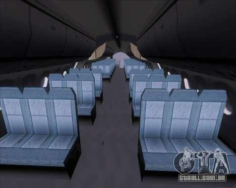 Boeing 747-830 Lufthansa - Fanhansa para o motor de GTA San Andreas