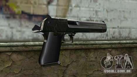 Graffiti Desert Eagle para GTA San Andreas segunda tela