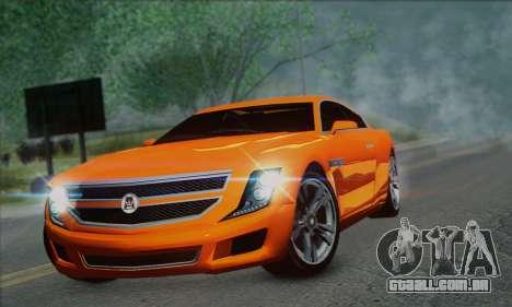 Alpha - DLC Business GTA V para GTA San Andreas