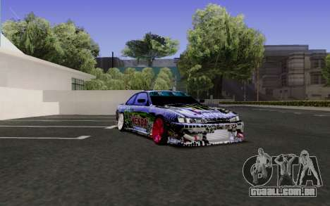 Nissan Silvia S14 Monster Energy para GTA San Andreas