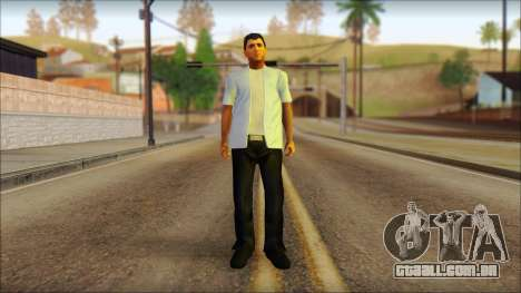 Michael from GTA 5 v4 para GTA San Andreas
