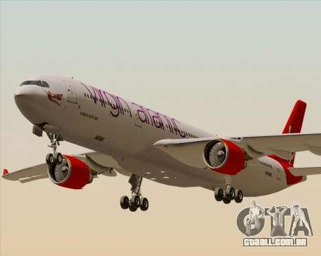 Airbus A330-300 Virgin Atlantic Airways para GTA San Andreas