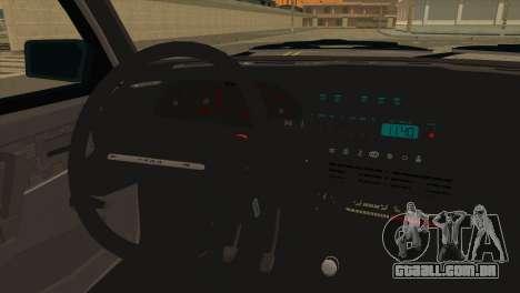 VAZ 2113 Escoamento para GTA San Andreas traseira esquerda vista