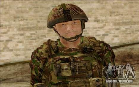 Soldados britânicos (ArmA II: BAF) v1 para GTA San Andreas terceira tela