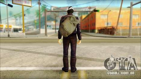 Rob v3 para GTA San Andreas segunda tela