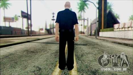 Lapd1 from Beta Version para GTA San Andreas segunda tela