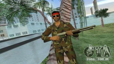 Camo Skin 02 para GTA Vice City