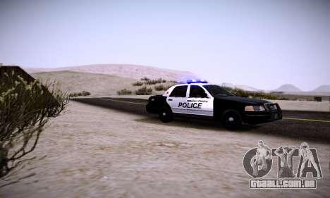 Graphic mod for Medium PC para GTA San Andreas segunda tela