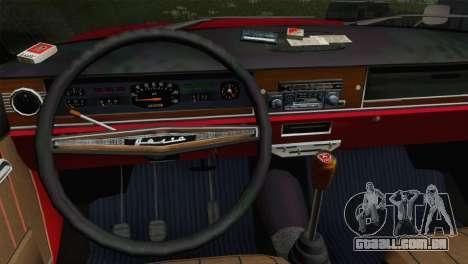 GÁS 24-02 para GTA San Andreas vista direita